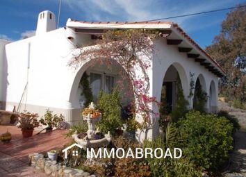 Thumbnail 3 bed villa for sale in Mojácar, Almería, Spain