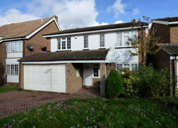 Thumbnail 5 bed detached house to rent in Partridge Drive, Orpington
