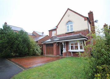 Thumbnail 4 bed detached house for sale in The Close, Walton Le Dale, Preston