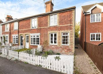 Thumbnail 2 bedroom end terrace house for sale in Ascot, Berkshire