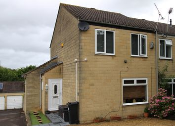 Thumbnail 3 bed end terrace house for sale in Cheviot Way, Oldland Common, Bristol