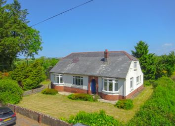 Thumbnail 3 bed detached bungalow for sale in Crymych