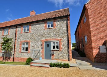 Thumbnail 3 bed end terrace house to rent in Norfolk Heights, Sedgeford Road, Docking, King's Lynn