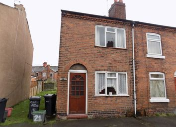 Thumbnail 2 bedroom end terrace house for sale in Gladstone Street, Northwich