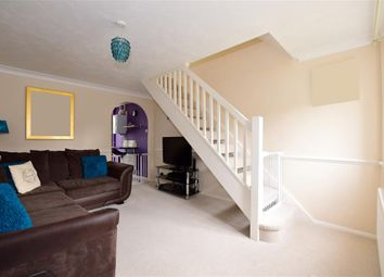 Thumbnail 2 bedroom end terrace house for sale in Willowmead, Leybourne, West Malling, Kent