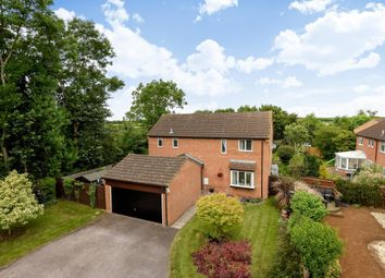Thumbnail 4 bed detached house for sale in Isis Avenue, Bicester