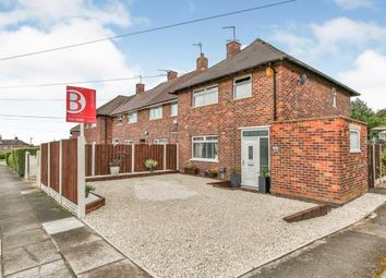Thumbnail 3 bed end terrace house for sale in Manor Park Drive, Sheffield, South Yorkshire