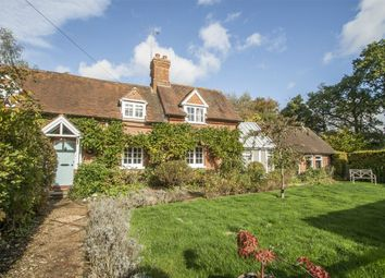 Thumbnail 4 bed cottage to rent in Heckfield, Hook