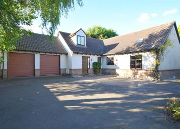 Thumbnail 4 bed detached house for sale in High Street, Waterbeach, Cambridge