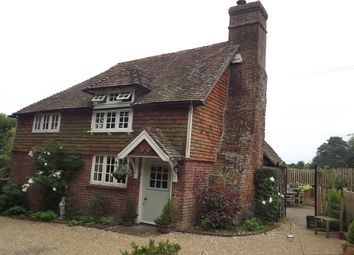 Thumbnail 3 bed detached house to rent in Wadhurst Road, Mark Cross, Crowborough