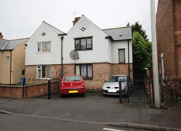 Thumbnail 3 bed semi-detached house for sale in Baker Street, Alvaston, Derby