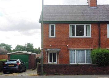 Thumbnail 2 bed semi-detached house to rent in River View, Derby Road, Chesterfield