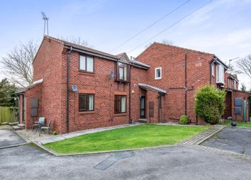 Thumbnail 1 bed flat for sale in Swallow Close, Leeds