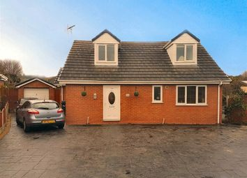 Thumbnail 3 bed detached bungalow for sale in Gladstone Way, Hawarden, Flintshire