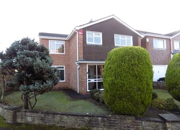 Thumbnail 4 bed detached house for sale in Roman Way, Dibden Purlieu