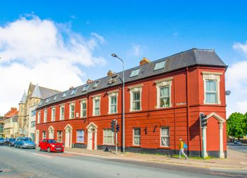 Thumbnail 1 bed flat for sale in Moira Terrace, Adamsdown, Cardiff
