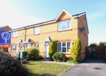 Thumbnail 3 bed end terrace house to rent in The Willows, Bradley Stoke, Bristol