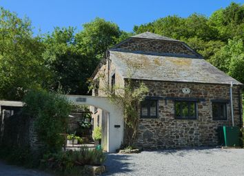 Thumbnail 3 bed barn conversion for sale in Crossgate St. Giles-On-The-Heath, Launceston