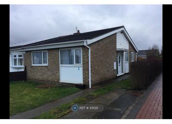 Thumbnail 2 bed bungalow to rent in Ringway, Thornaby