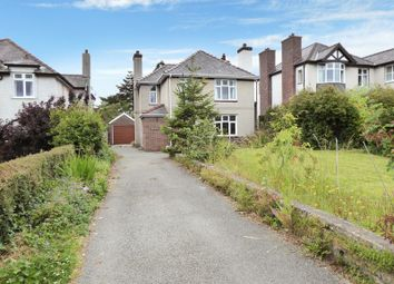 Thumbnail 3 bed detached house for sale in Belmont Road, Bangor