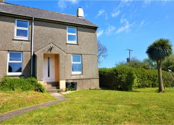Thumbnail 3 bed semi-detached house for sale in Parc Bowen, Helston