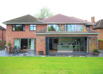 Thumbnail 5 bed detached house to rent in Lillington Road, Leamington Spa