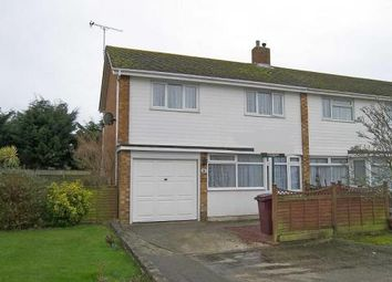 Thumbnail 4 bed end terrace house to rent in Holford Green, Selsey, Chichester