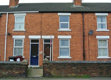 Thumbnail 2 bed terraced house for sale in Welbeck Street, Creswell, Worksop, Nottinghamshire, England