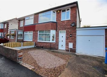 Thumbnail 3 bed semi-detached house for sale in Kirkby Drive, Gleadless, Sheffield