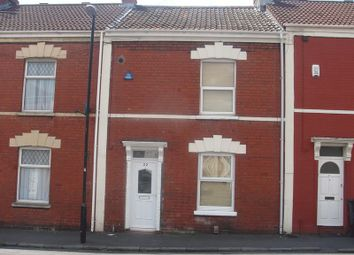 Thumbnail 2 bed terraced house to rent in Brunswick Street, Redfield, Bristol