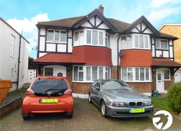 Thumbnail 3 bed semi-detached house for sale in Helder Grove, Lee Green, London