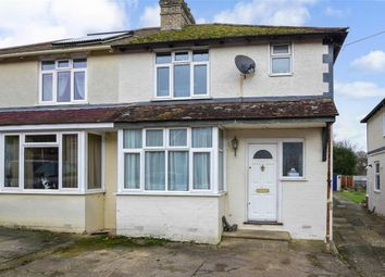 Thumbnail 3 bed semi-detached house for sale in Park Crescent, Midhurst, West Sussex