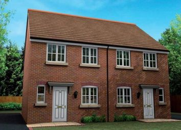 Thumbnail 3 bed semi-detached house for sale in Parc Aberkinsey, Rhyl, Denbighshire