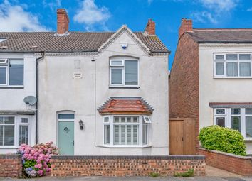 Thumbnail 2 bedroom cottage for sale in Ashtree Road, Pelsall, Walsall
