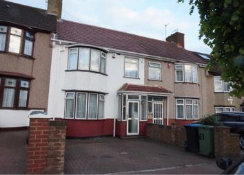 Thumbnail 3 bed terraced house to rent in Woodstock Road, Wembley