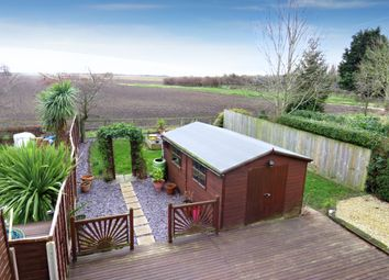 Thumbnail 4 bed semi-detached house for sale in Front Road, Murrow, Wisbech
