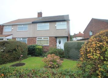 Thumbnail 3 bed semi-detached house for sale in Kirkstone Road West, Litherland, Merseyside, Merseyside