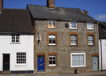 Thumbnail 2 bed terraced house to rent in High Street, Hungerford, 0Ne.