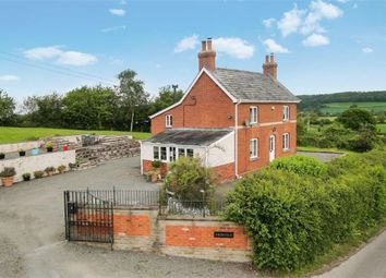 Thumbnail 3 bed detached house for sale in Wormbridge, Hereford