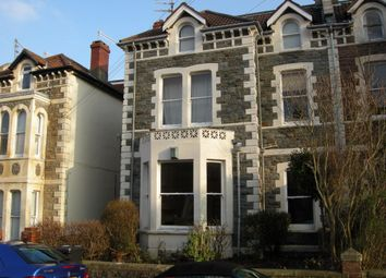 Thumbnail 2 bed flat to rent in Montrose Avenue, Redland, Bristol