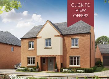 "Thumbnail 4 bed detached house for sale in ""Winstone"" at Shrewsbury Court, Upwoods Road, Doveridge, Ashbourne"