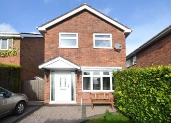 Thumbnail 3 bed detached house for sale in Belvoir Avenue, Trentham, Stoke-On-Trent