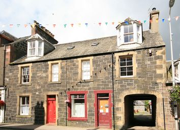 Thumbnail 3 bed flat to rent in Drummond Street, Comrie