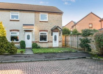 Thumbnail 2 bed end terrace house for sale in Vallantine Crescent, Uddingston, Glasgow, North Lanarkshire