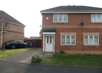 Thumbnail Semi-detached house to rent in Riviera Drive, Croxteth, Liverpool