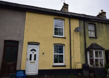 Thumbnail 2 bedroom terraced house for sale in 21, Brickfield Street, Machynlleth, Powys