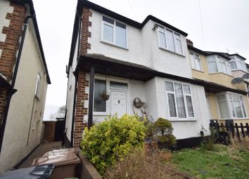 Thumbnail 4 bedroom semi-detached house to rent in Ninth Avenue, Luton