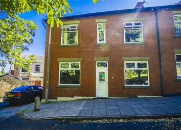 Thumbnail 3 bed end terrace house for sale in Speedwell Street, Blackburn