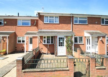 Thumbnail 2 bed terraced house for sale in Bosworth Close, Hinckley