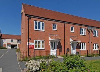 Thumbnail 3 bed end terrace house to rent in Garden Close, Kington